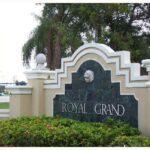 Royal Grand Condo Entrance