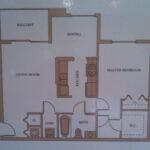 1 bedroom 1 bathroom floor plan in royal grand condo davie florida