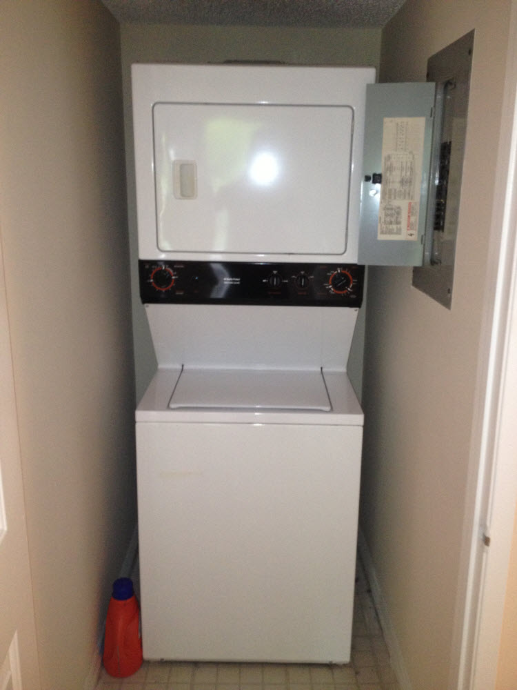 Washer / Dryer 2600 #314