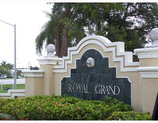 royal grand entrance
