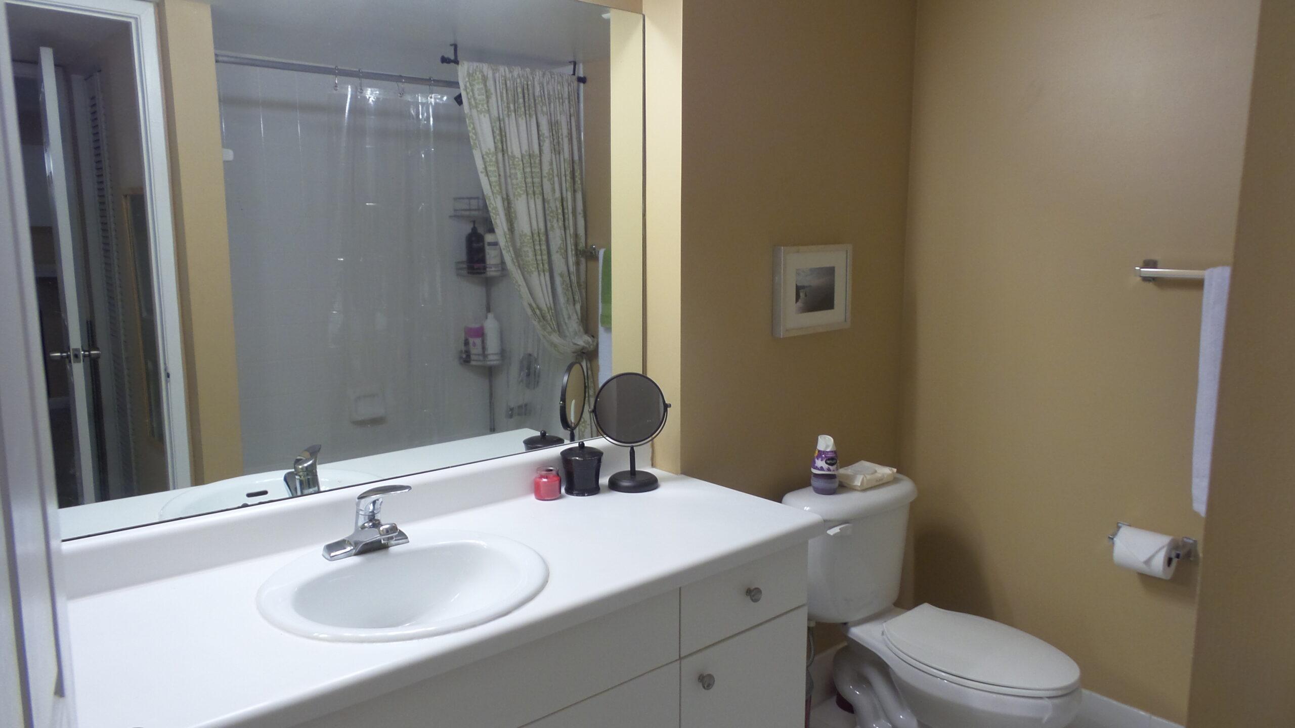 master bathroom royal grand condo 2600 unit 221