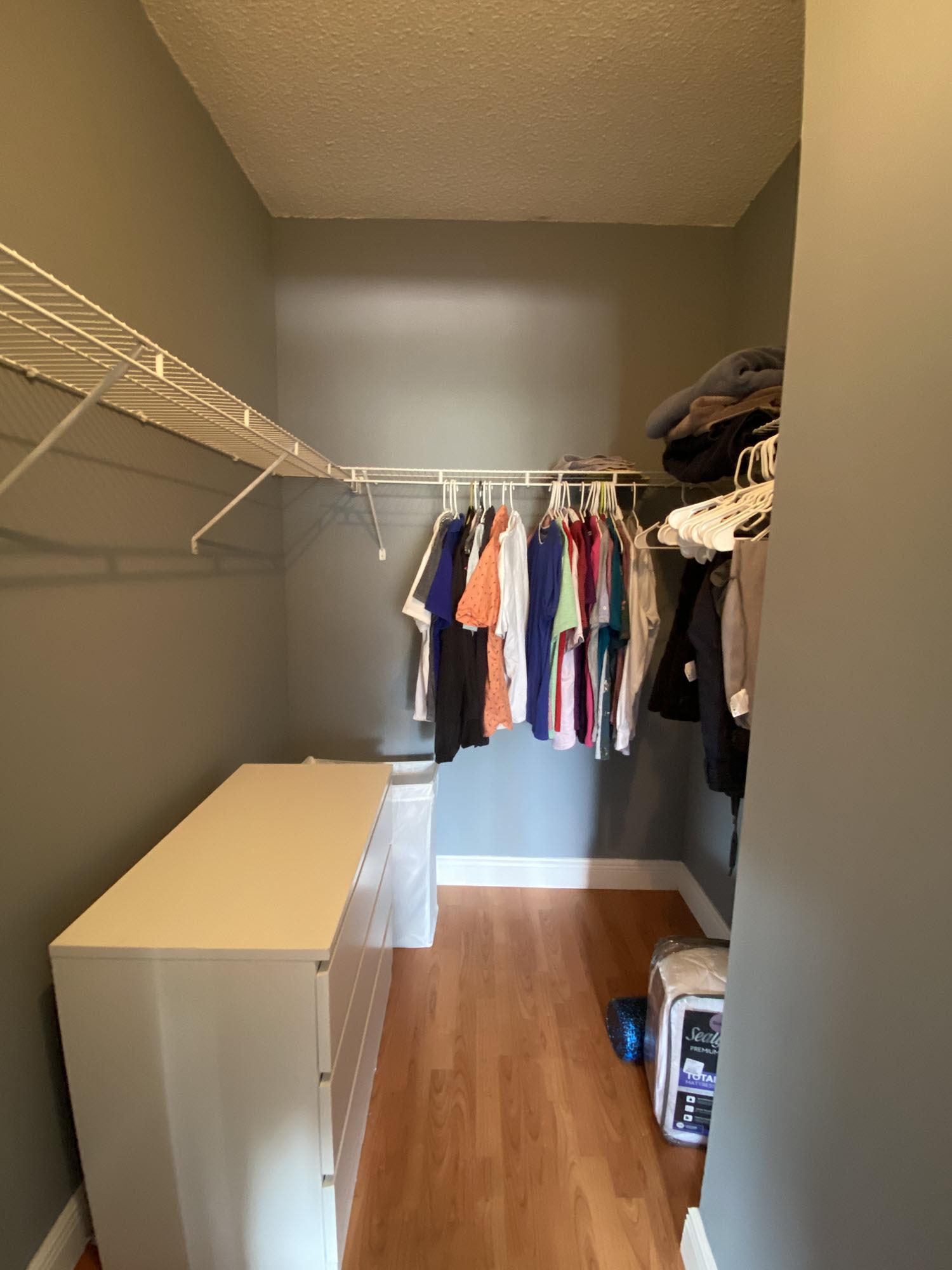 master bedroom closet university parc residence 7085 nova dr unit 218